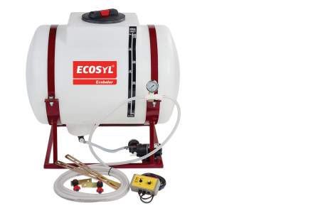 Ecosyl ecobaler applicator listing listing